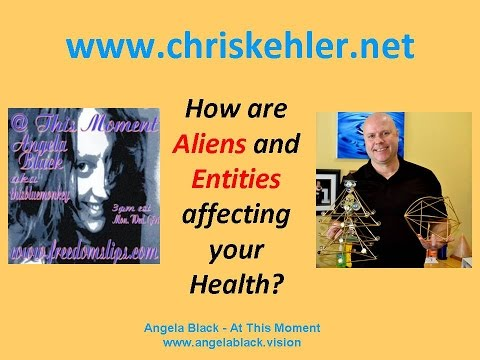 How Are Aliens and Entities Affecting Your Health?