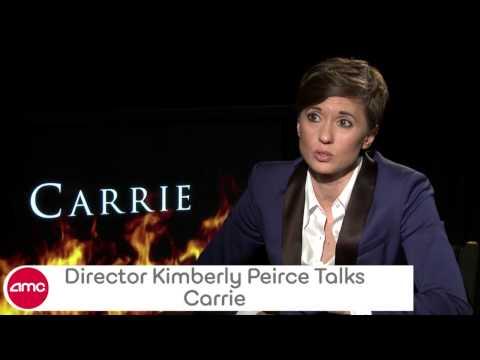 Kimberly Peirce Talks CARRIE With AMC