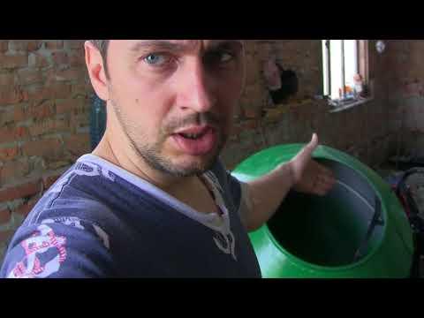 Бетономешалка и как правильно замешивать раствор