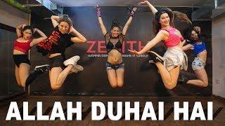 Allah Duhai Hai Dance Choreography, Choreographer Zenith - Race 3 |Salman Khan |