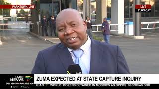 UPDATE: State Capture Inquiry - Public can attend Zuma's hearing