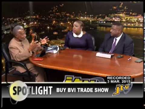 SPOTLIGHT   BUY BVI TRADE SHOW   3RD MARCH 2015