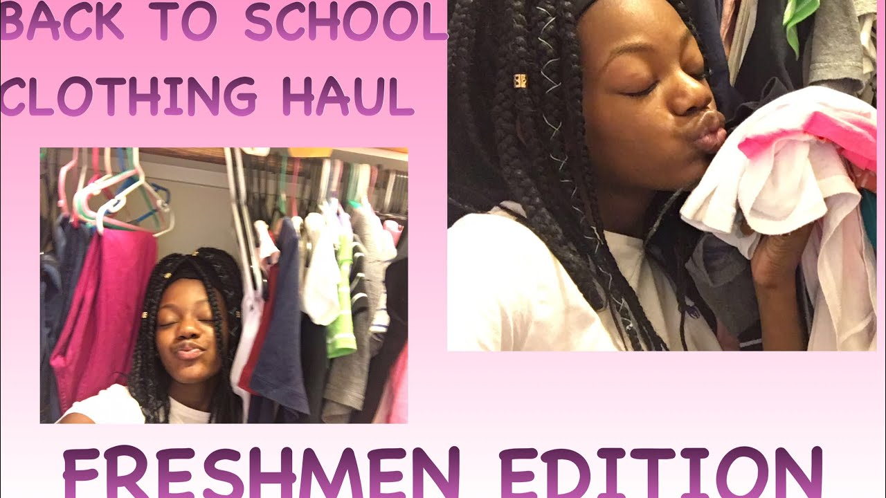 329f40156eb61 BACK TO SCHOOL CLOTHING HAUL ( FRESHMEN EDITION )