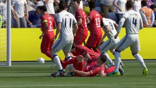 FIFA 17 Thug life Funny Moments #1:  ( fifa 17 Funny Moments )