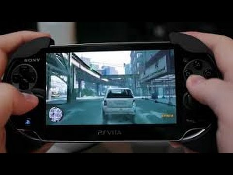 How To Get GTA 5 For Free On The PS Vita