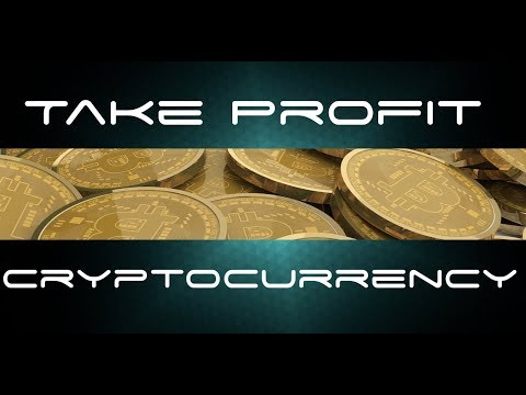 Taking Profits on Cryptocurrency on The Way Up