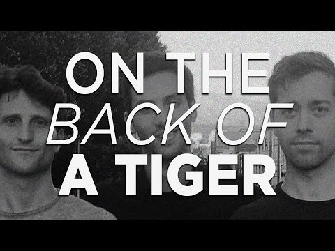 On The Back of a Tiger Interview [Generative Energy #6]
