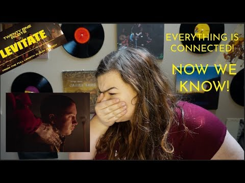 twenty one pilots: Levitate [Official Video] (REACTION)