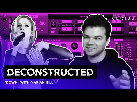 The Making Of Marian Hills Down  Deconstructed