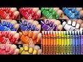 Sally Hansen Crayola Collection   Live Application Review