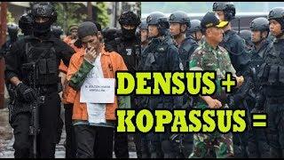 Download Video JOKOWI INGIN PASUKAN SILUMAN KOOPSUSGAB TNI DIHIDUPKAN KEMBALI BANTU DENSUS 88 MP3 3GP MP4