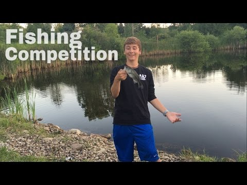 These Fish Are Unhealthy --Bass Fishing Competition
