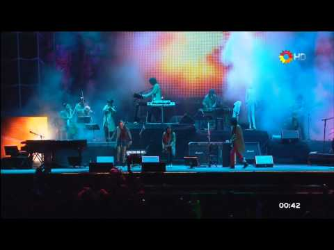 CHARLY GARCIA - ME SIENTO MUCHO MEJOR - QUILMES ROCK 2012 FULL HD