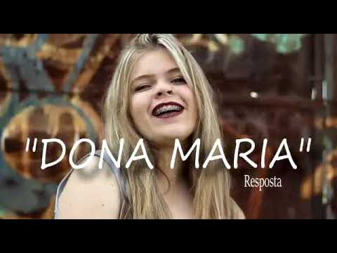 Música Dona Maria (versão feminina)