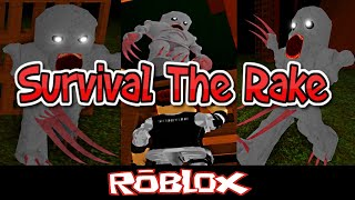 Survival The Rake By Tom's Group Of Wisdom [Roblox]