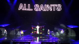 All Saints LIVE 2014 London Under The Bridge