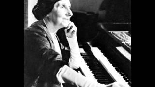 Wanda Landowska plays Mozart Sonata No. 13 in B flat K 333