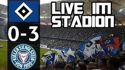 HSV vs Holstein Kiel | Live im Stadion | MarcSarpei