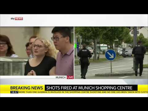 Foreign Office's Response To Munich Shooting