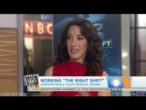 Jennifer Beals - Interview: Today (June 1, 2016)