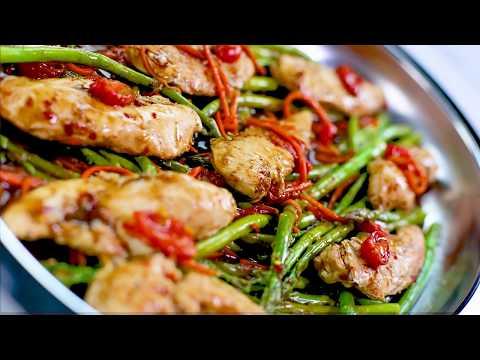 Balsamic Chicken & Vegetables (Saladmaster Sizzler)