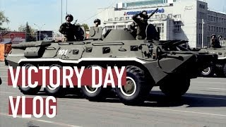 Victory Day vlog