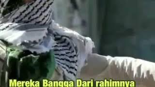 Cover images Sungguh tangguh para wanita Palestina, bidadari surga,
