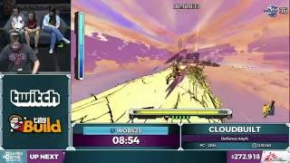 Cloudbuilt by Wobs23 in 25:34 - SGDQ 2016 - Part 67