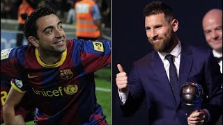Barcelona News Round-Up ft Lionel Messi wins THE BEST award & Xavi WANTS to coach Barcelona