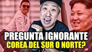 Corea del sur o norte - pregunta ignorante
