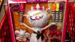 "LALALOOPSY ""Color Me - Squiggles N"