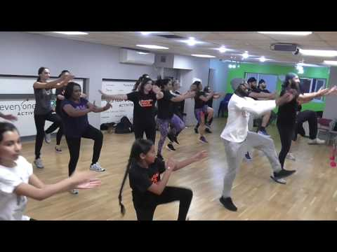 Bhangra Dance London  Folk Dhol Class at Vale Farm Sports Centre