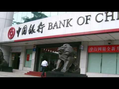Banks of china