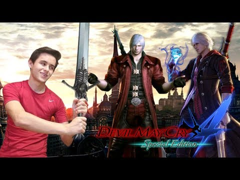 Devil May Cry 4 - The Game Shelf thumbnail