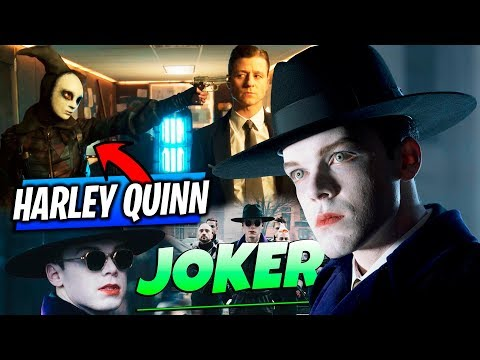¡THE JOKER & HARLEY QUINN! - Gotham 4x19 Full Review RA'S AL GHUL vs BATMAN - Gotham 4x20 Trailer