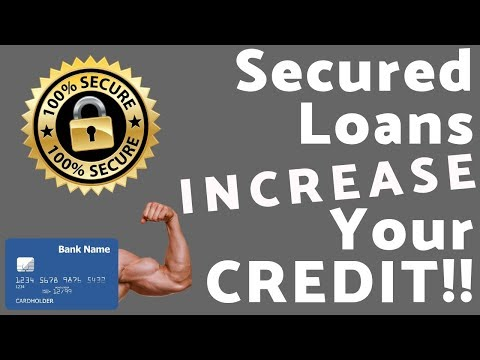 USING A SECURED LOAN TO BOOST YOUR CREDIT FAST/FREE (Pt.2) Credit Hack Reviewed