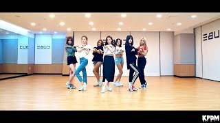 CLC (씨엘씨) - Devil Dance Practice (Mirrored)