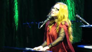 Tori Amos - Martha's Foolish Ginger, Helsinki, June 9 2015