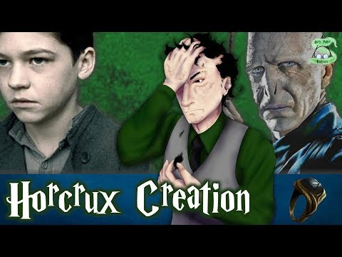 How The Horcrux Was Crucial For Tom Riddle's Transition Into Voldemort
