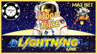 ⚡️HIGH LIMIT Lightning Link MOON RACE  ⚡️Dollar Storm Ninja Moon Slot Machine CASINO