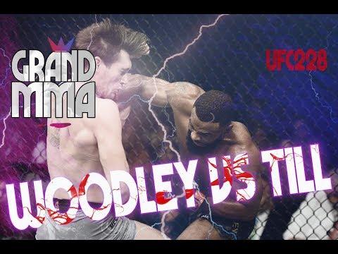 UFC 228: Тайрон Вудли vs. Даррен Тилл – Highlights