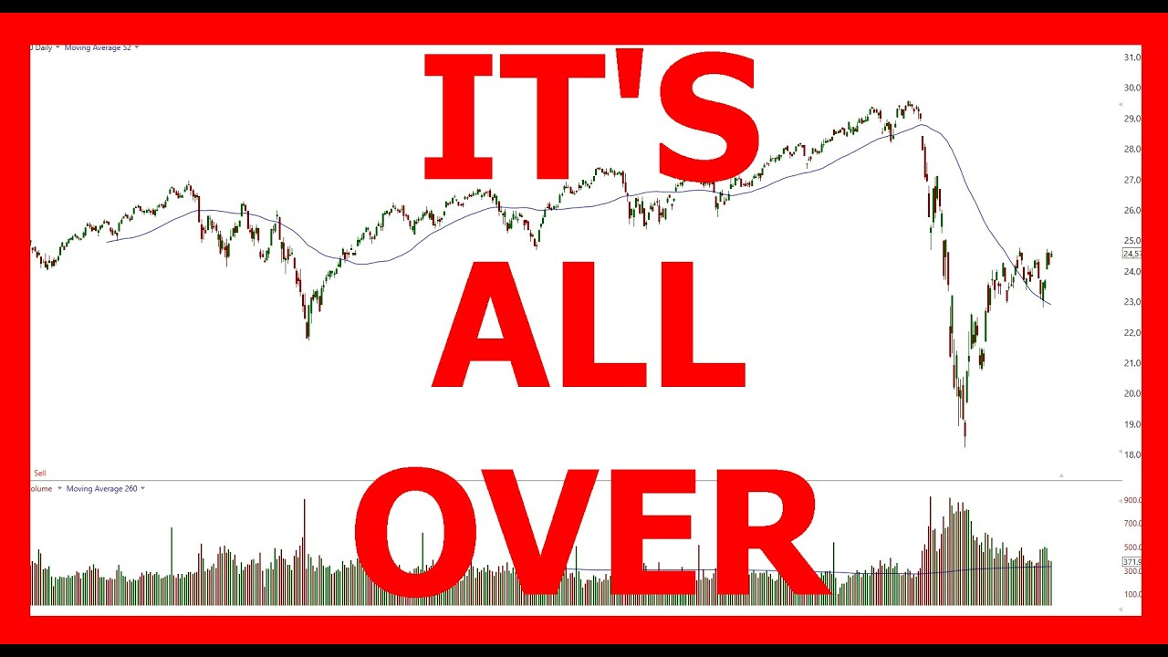 ITS ALL OVER - YouTube