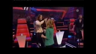 Laura Kamhuber (13y) - I will always love you (TVK Blind)