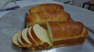 Como fazer pão de forma de leite ninho super gostoso e fofinho