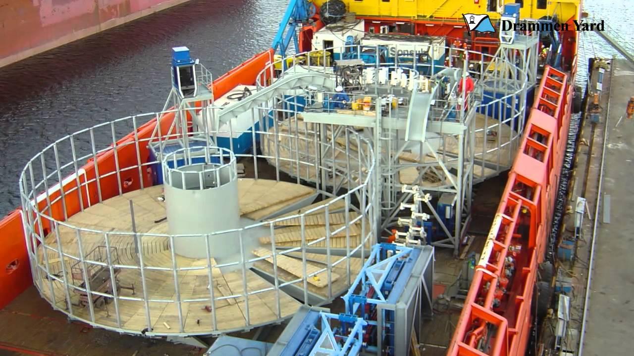 Drammenyard Cable Carousel Long Version Youtube