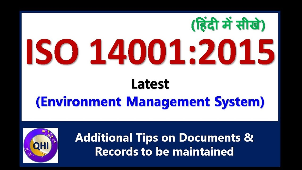 Latest Iso 18001 Standard Pdf