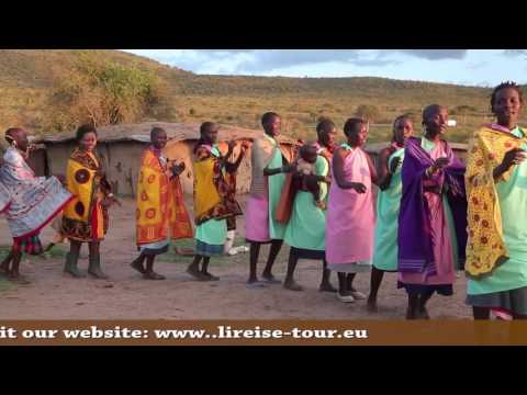 Classic Safari in East africa Documentary. Wildlife National parks Trailer Part 1