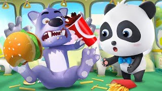 Download lagu Yes Yes Keep Public Manners | for kids | Play Safe | Nursery Rhymes | Kids Songs | BabyBus