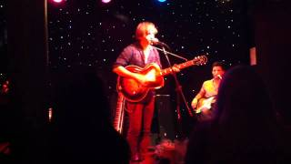Sondre Lerche singing On The Tower at Club Cafe 11/23/11