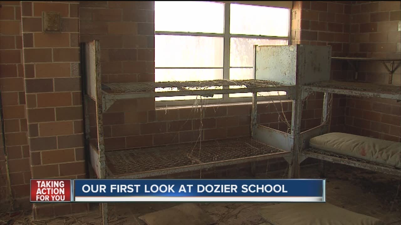 Touring The Grounds Of The Former Dozier School For Boys
